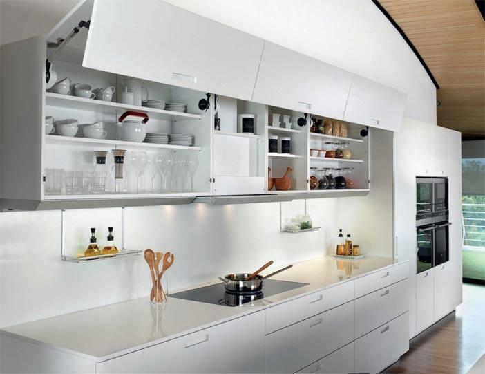 Como organizar los indispensables de la cocina