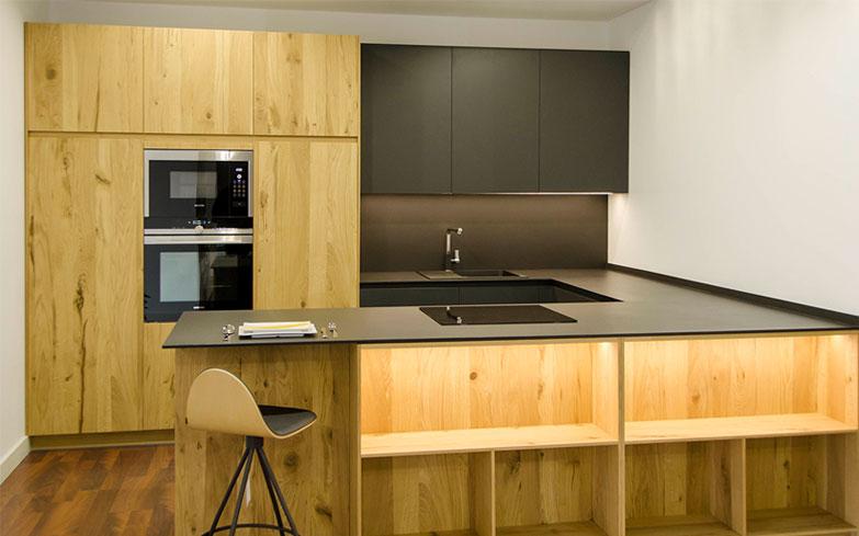 Tienda de Cocinas en Córdoba - Muebles de Cocina a medida | Milar