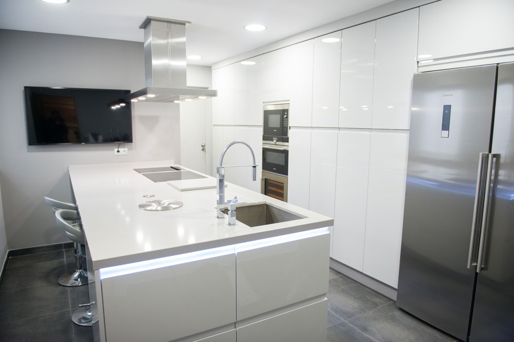 Tienda de Cocinas en Córdoba - Muebles de Cocina a medida ...